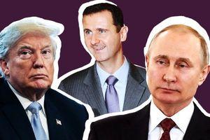 Phiến quân buông súng, Nga-Mỹ 'viết' cái kết cho cuộc chiến Syria