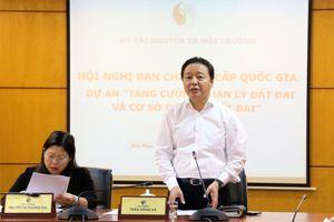 Dự án VILG: Nâng cao hiệu lực, hiệu quả và minh bạch của công tác quản lý đất đai