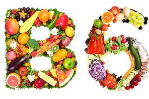Sinh tố B6 là gì? Những tác dụng đáng kinh ngạc và cách bổ sung chính xác nhất cho cơ thể