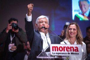 Người dân Mexico đặt nhiều kỳ vọng vào tân Tổng thống