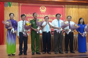 Ông Mai Văn Huỳnh được bầu làm Chủ tịch UBND huyện Phú Quốc