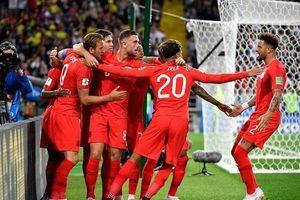 Thắng luân lưu kịch tính, Anh vào tứ kết World Cup sau 12 năm