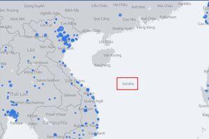 Bản đồ Facebook sai do lỗi kỹ thuật: Lời chống chế không thuyết phục