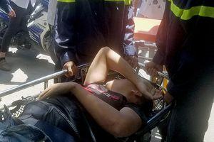 Cứu sống 9X bất tỉnh gần 12 giờ sau khi rơi từ tầng 8