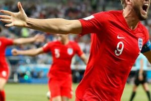 Danh sách 'Vua phá lưới' World Cup 2018: Khó cản nổi 'thần tài' Kane