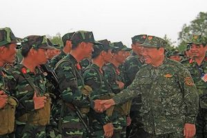 Quân phục ngụy trang 'kỹ thuật số' của VN có gì đặc biệt?