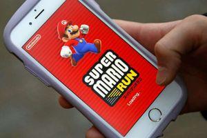 Super Mario Run vượt ngưỡng doanh thu 60 triệu USD