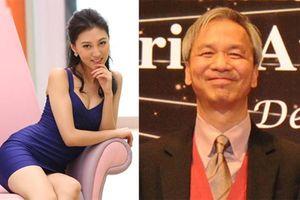 Á hậu Hồng Kông kết hôn với đại gia đáng tuổi cha
