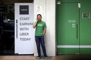 Singapore có khả năng hủy bỏ thương vụ Grab mua Uber