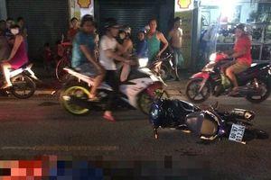Va chạm với xe máy chạy cùng chiều, nam thanh niên tử vong tại chỗ