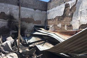 Đắk Lắk: Nghi bị phóng hỏa giữa đêm, 7 người may mắn thoát chết