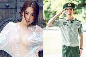 'Lý Mạc Sầu' Trương Hinh Dư hẹn hò lính đặc công chống khủng bố