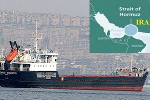 Iran phong tỏa eo biển Hormuz, giá dầu tăng lên 400USD/thùng