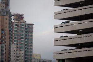 Chỗ đậu 1 chiếc ô tô ở Hồng Kông giá 765.000 USD