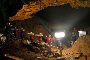 Kế hoạch táo bạo giải cứu đội bóng nhí Thái Lan mắc kẹt trong hang