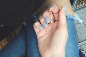 Phụ nữ có nốt ruồi trên các ngón tay sẽ gặp may mắn hay xui xẻo?