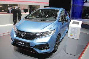 Honda Jazz 2018 bản nâng cấp giá chỉ 200 triệu tiếp tục gây sốt?