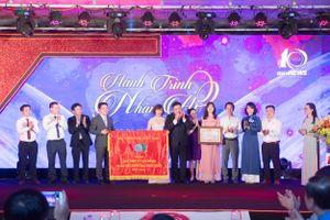 Báo điện tử VTC News kỷ niệm 10 năm thành lập