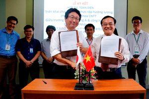 Sinh viên CNTT thực tập hưởng lương và làm việc tại Nhật và Việt Nam