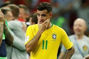 Chấm điểm Brazil 1-2 Bỉ: Coutinho không thể giải nguy cho Selecao