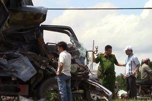 Vụ tai nạn 3 người chết ở Bình Dương: Vì xe ba gác lấn trái