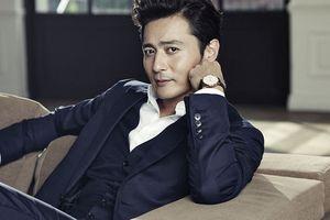 Jang Dong Gun được chọn là tài tử đẹp trai nhất Hàn Quốc