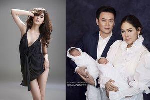 Cuộc sống bên chồng đại gia của mỹ nhân đẹp nhất Thái Lan