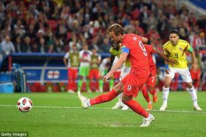MÁCH NƯỚC WORLD CUP Anh - Thụy Điển: Lưới rung từ hiệp 1