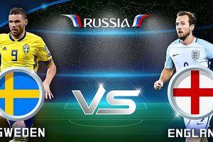 Nhận định Thụy Điển vs Anh: Tam sư lại gặp khó ở tứ kết?