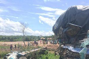 Tai nạn kinh hoàng, 3 người chết, 1 người bị thương
