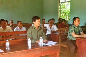 Gia Lai: Tân Bí thư huyện 'vi hành' chấn chỉnh lề lối làm việc
