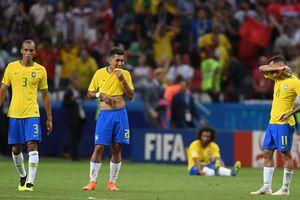 Brazil chỉ là… 'hổ giấy'