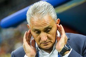 Brazil thua Bỉ: Điệu Samba lỗi nhịp và sai lầm đáng trách của HLV Tite