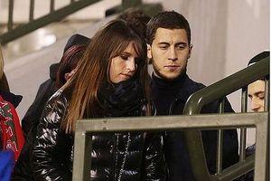 Ngắm nhan sắc mỹ nhân nắm giữ trái tim của sao tuyển Bỉ, Eden Hazard
