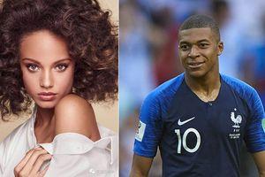 Bạn gái tin đồn của Mbappe có nhan sắc giống Angelina Jolie là ai?