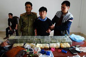 Bộ đội Biên phòng đấu tranh thành công 158 chuyên án ma túy
