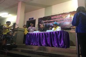 Tỉnh trưởng Chiang Rai: 4 cầu thủ đội bóng Thái Lan được giải cứu an toàn