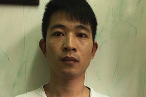 Một đối tượng người Trung Quốc trốn nã sang Việt Nam bị CQCA bắt giữ