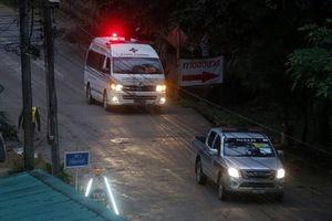 Sẽ có thêm 4 nạn nhân rời khỏi hang Tham Luang