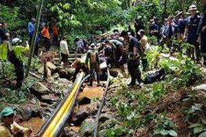 Giới chức Thái Lan: Thời điểm thích hợp giải cứu đội bóng là trong 2-3 ngày tới