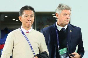 HLV Hoàng Anh Tuấn có thể trả giá vì không bắt tay HLV U19 Indonesia