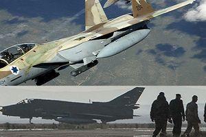 Thực hư Syria bắn rơi máy bay Israel ở căn cứ T4/Tiyas