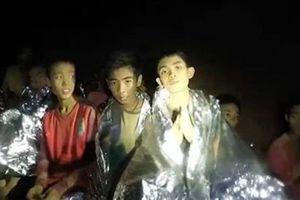 Cứu đội bóng trong hang, phép màu nơi đất Thái