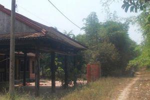 HTX Hà Quang huy động vốn khi dự án chưa được phê duyệt