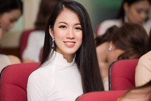 Điều ít biết về BTV của VTV Tuyết Trang thi Hoa hậu Việt Nam