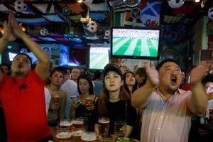 Bắc Kinh phá đường dây cá độ World Cup hơn 1.100 tỉ đồng