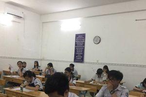 TP.HCM: Hơn 80% thí sinh dưới điểm trung bình trong môn Lịch sử