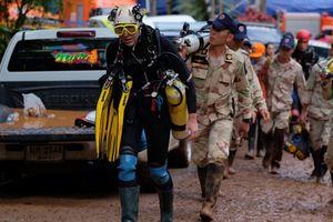 Nhiều thợ lặn tinh nhuệ hàng đầu thế giới tham gia giải cứu đội bóng Thái Lan