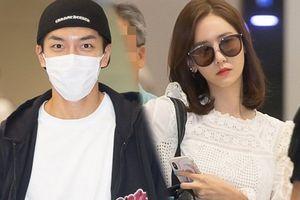 Lee Seung Gi và bạn gái cũ Yoona đụng mặt tại sân bay, fan chỉ mong 'gương vỡ lại lành'
