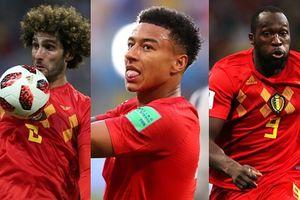 Danh sách 7 cầu thủ MU góp mặt ở bán kết World Cup 2018